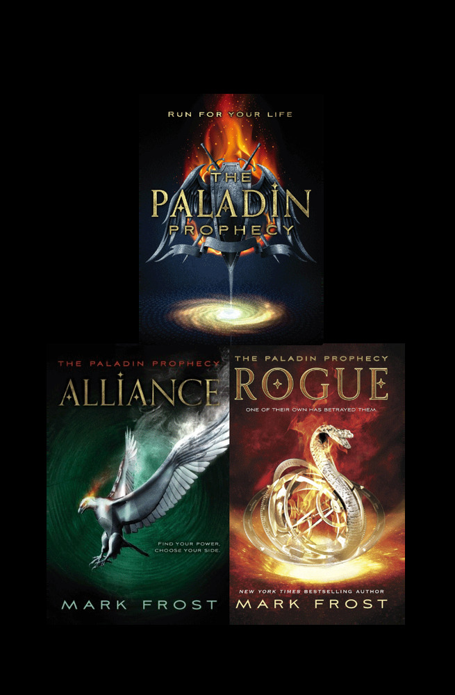 Paladin Prophecy Book 3