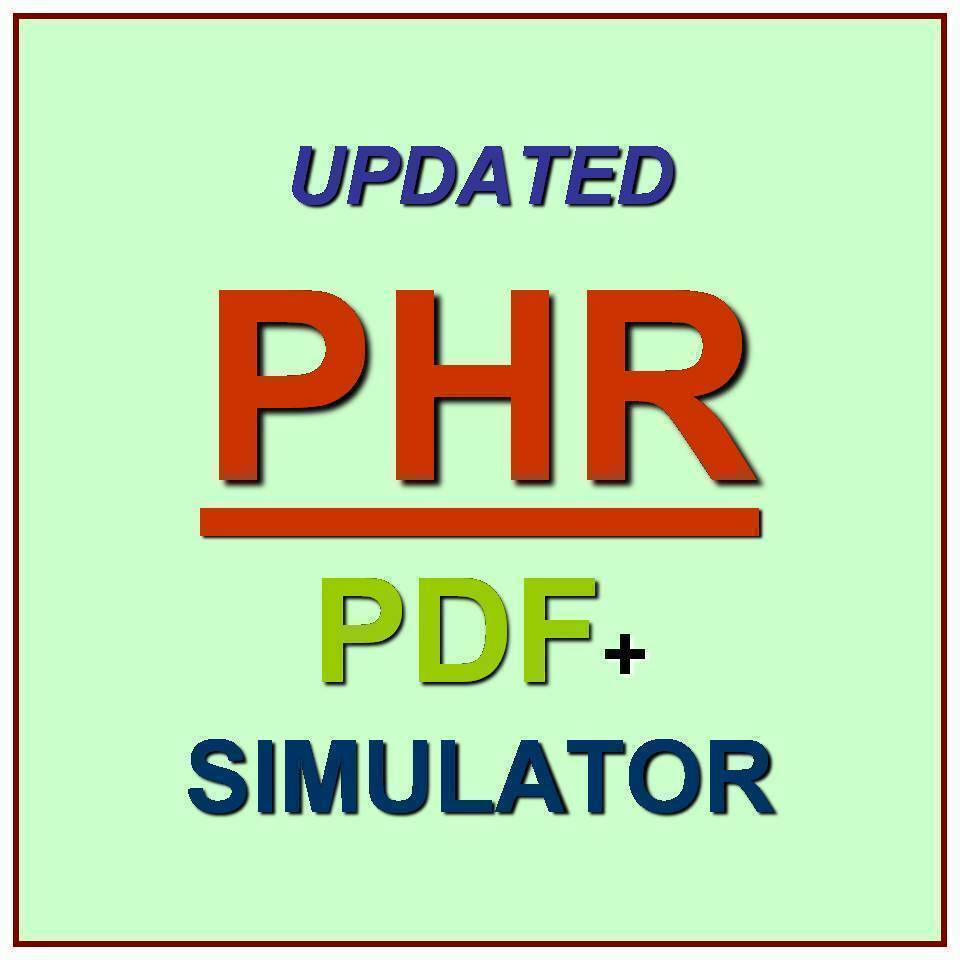 Hrci Phr Professional In Human Resources Exam Test Qa Pdfsimulator