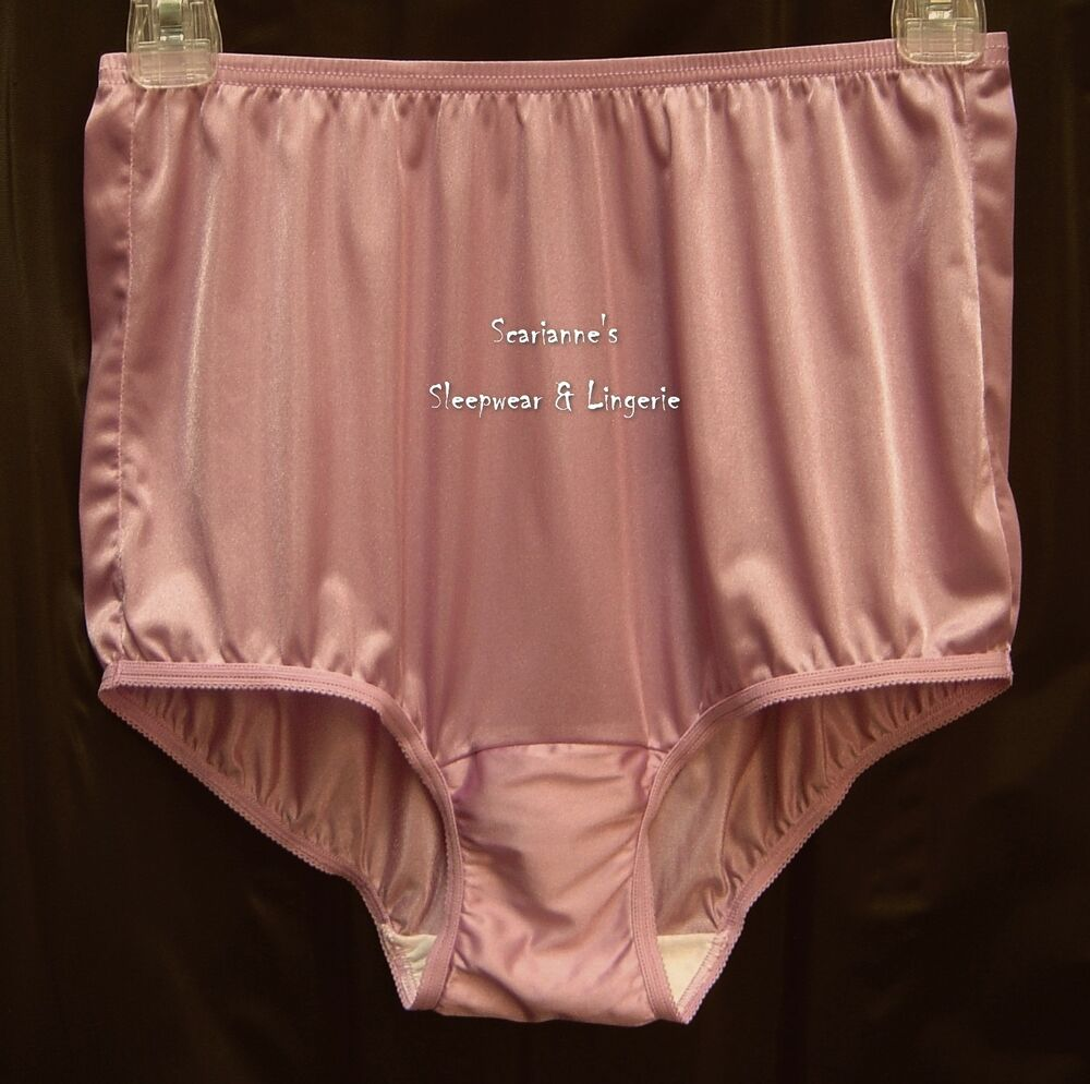 4648a4c89a8c Details about VANITY FAIR WHISPER LILAC 15712 PERFECTLY YOURS NYLON BRIEFS  PANTIES~8/XL~NEW