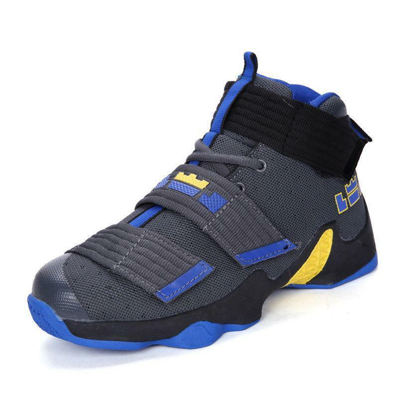 492abe9742ebd2 Details about Fashion Men s Basketball Outdoor Performance Sport Shoes  Athletic Sneakers size