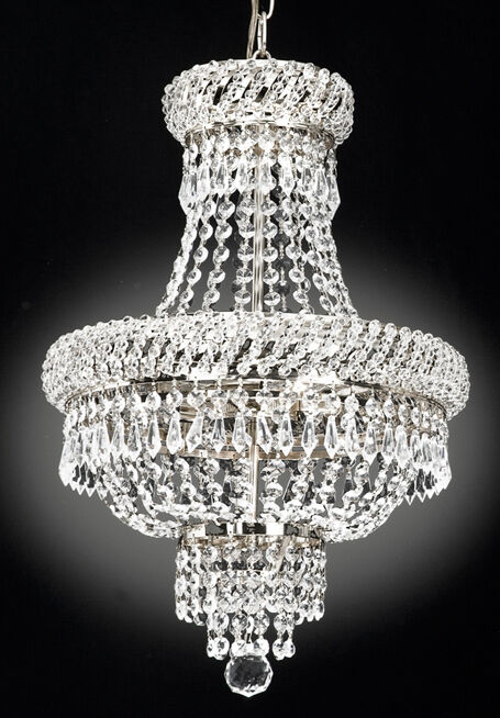 Details About French Empire Crystal Chandelier Chandeliers Lighting S