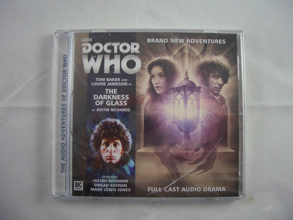 Doctor Who The Darkness Of Glass Full Cast Audio Cd Ebay