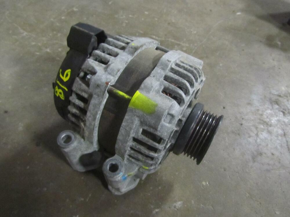 details about 13 chevy spark 1 2 1 2l factory engine motor electric  electrical gm alternator