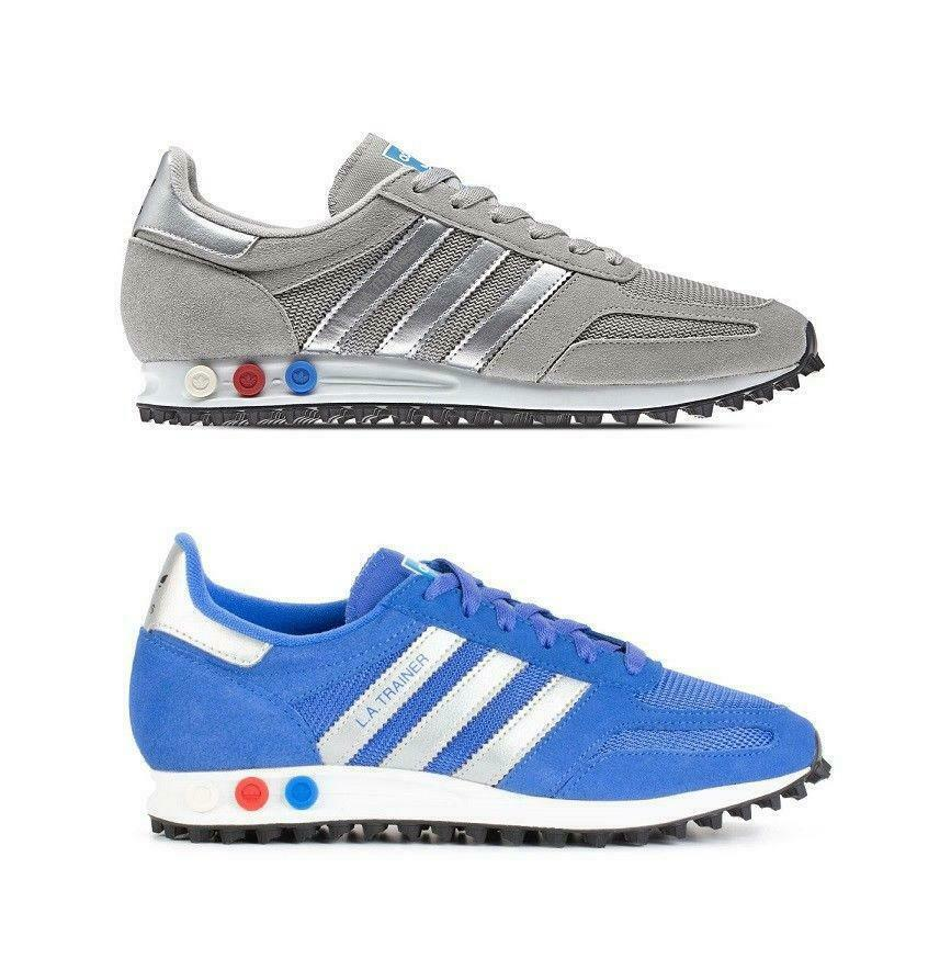on sale 37f04 ac265 Details about adidas Originals La Trainer Trainers Adults + Junior sizes  Available - 2 Colours