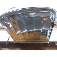 RARE ANTIQUE ART DECO SPEED O MATIC TOASTER CATALIN HANDLES