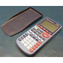 Texas Instruments TI-73 Explorer Graphing Calculator w/ cover Tested