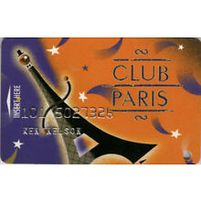 Pairs Casino - Club Paris - Slot Card