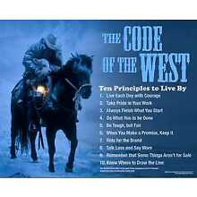 David Stoecklein Code of the West Open Edition