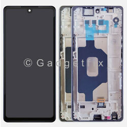 Kyпить USA For LG Stylo 6 Display LCD Touch Screen Digitizer Frame Q730AM Q730TM Q730VM на еВаy.соm