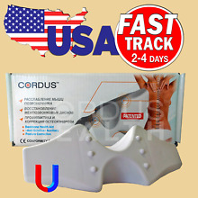 CORDUS for Back Pain, extended English manual,  2 to 4 day shipping for USA
