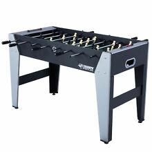 Triumph 48 Inch Arcade Sports Sweeper Regulation Size Foosball Soccer Table Game
