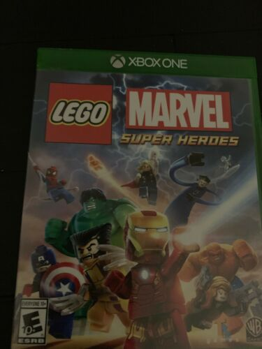 LEGO Marvel Super Heroes (Xbox One, 2013)