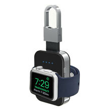 Portable Charger Power Bank Keychain Clip for Apple Watch Series 3/2/1 iWatch