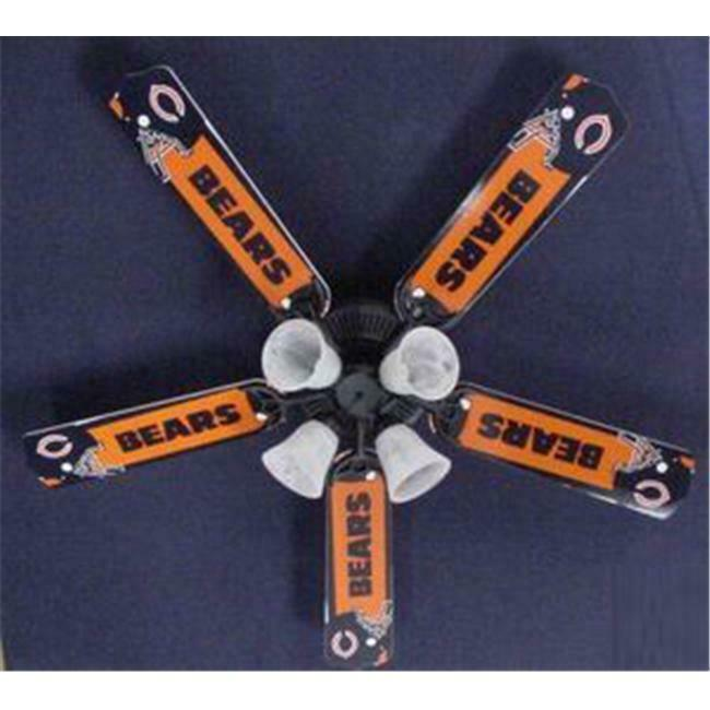 Football Chicago Nfl Fan In Ceiling Bears Designers 52 thrCsQdx
