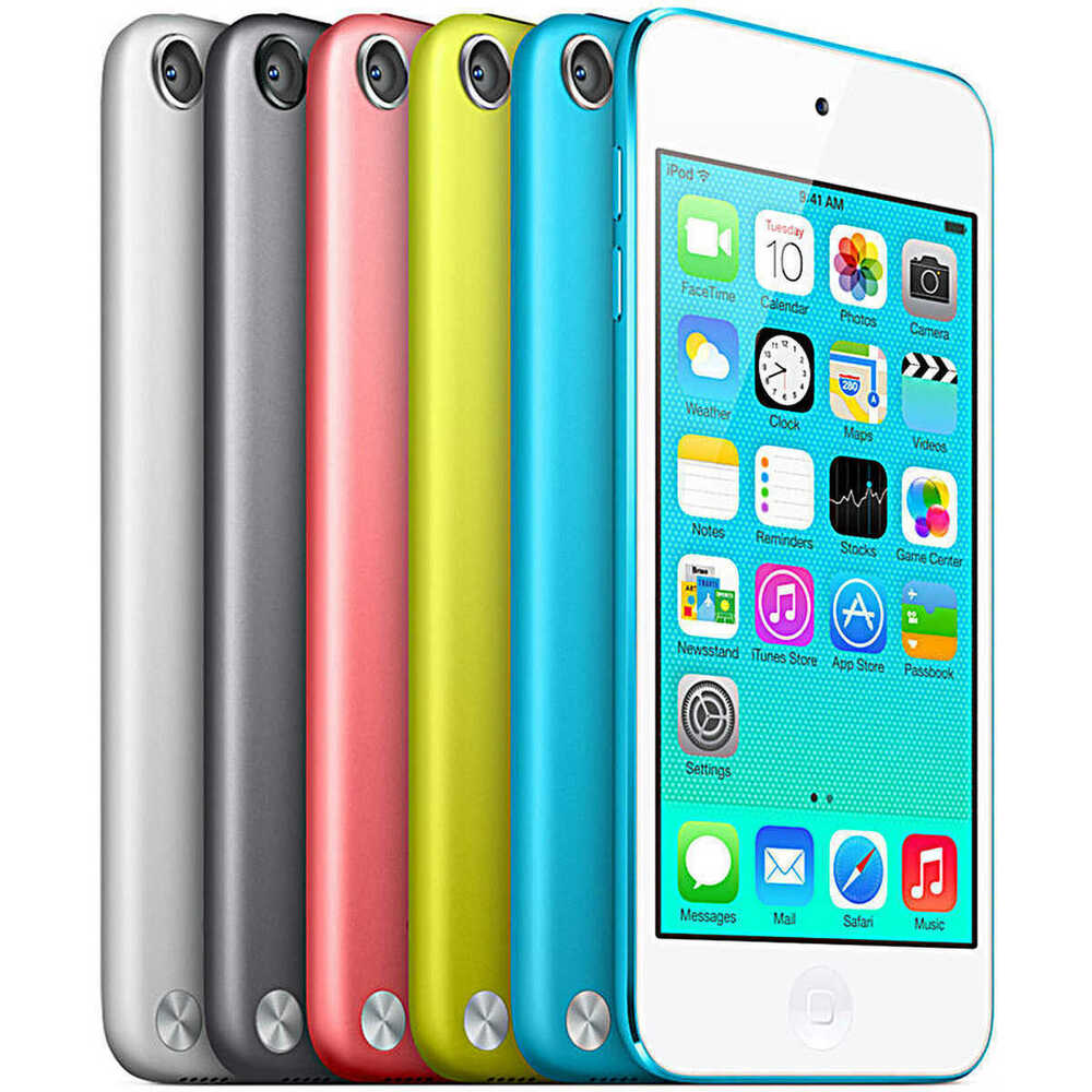 Apple iPod Touch 5th Generation 32GB Space Gray or Black ...