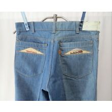 Vintage Levi's Movin On Jeans Pants NWT Dead Stock 31 X 32