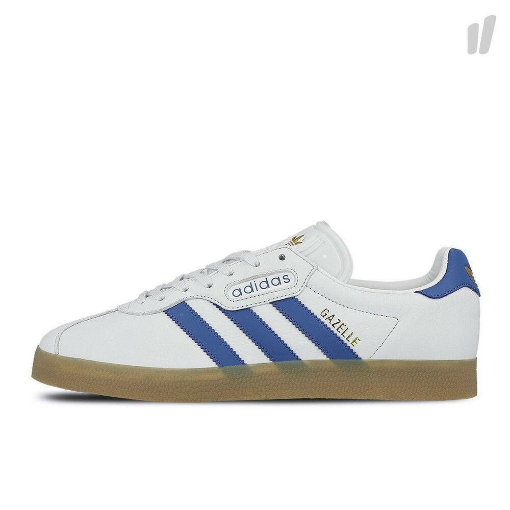 brand new 6d657 ac039 Details about adidas Originals Gazelle Super Trainers - Adult + Junior  Sizes Available -cq2798