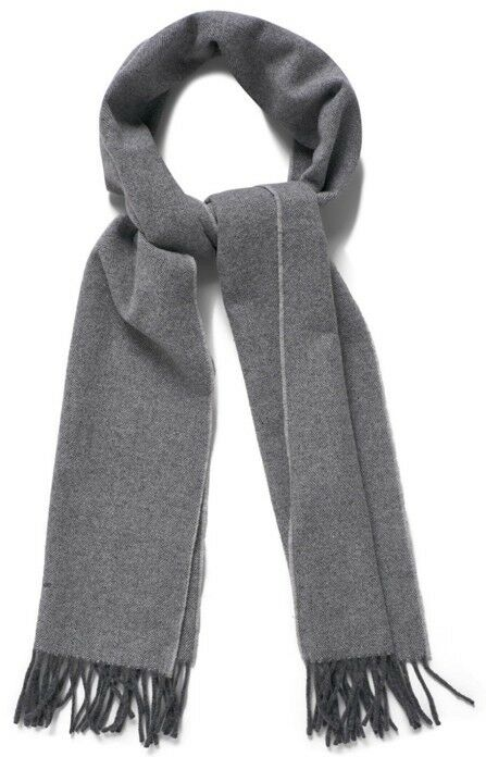 Details about Gant Scarf - Gant Men s MultiCheck Lambswool Scarf  Herringbone - NEW bb14975f3fd