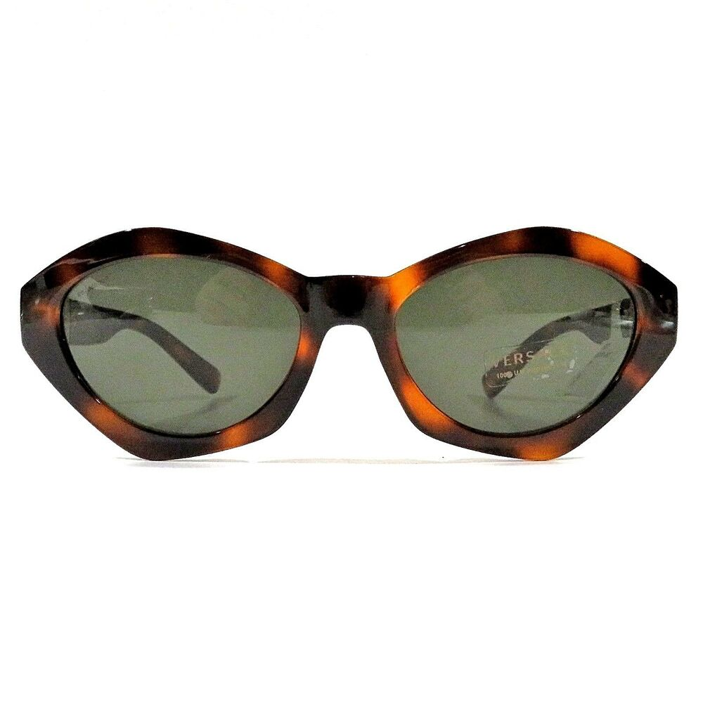 57dfb73b7716f Details about New VERSACE Women s Sunglasses MOD. 4334 5119 71 Havana Green  Lenses 54-18-140