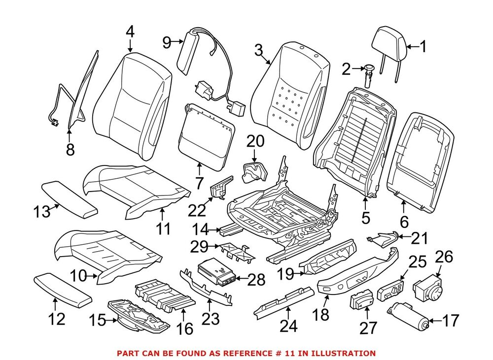 Universal Heated Seat Wiring Diagram