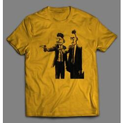Kyпить SESAME STREET PULP FICTION PARODY INSPIRED ~ OLDSKOOL ART SHIRT *MANY OPTIONS* на еВаy.соm
