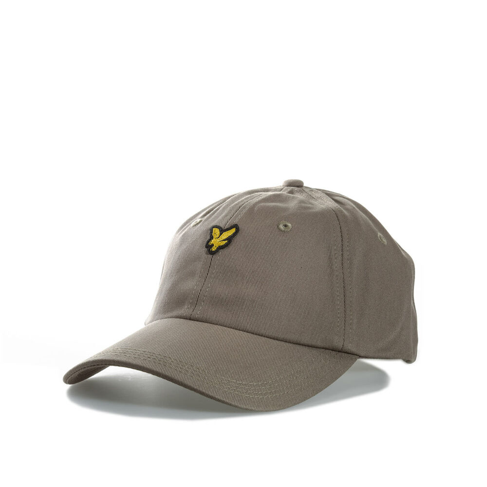 Details about Lyle And Scott Baseball cap in Khaki - One Size 6020f2b2acd