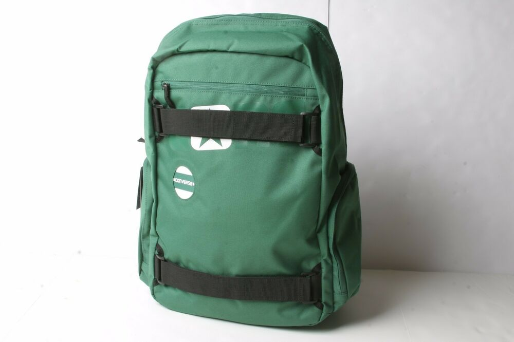 296214a00a18 Converse Take Out Backpack (Green)