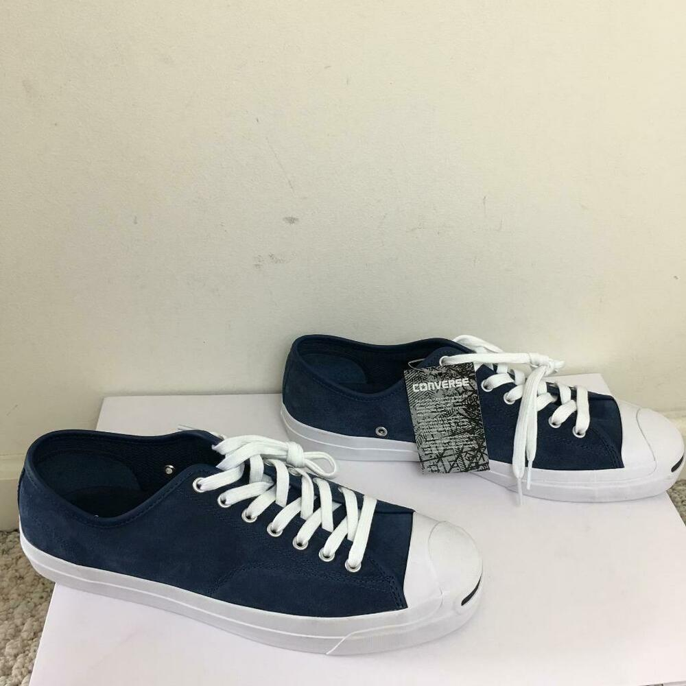 d964d6b665c9 Details about New Converse JP Jack Purcell Pro Ox x Polar Low Top Shoes 11  Navy White 159124c