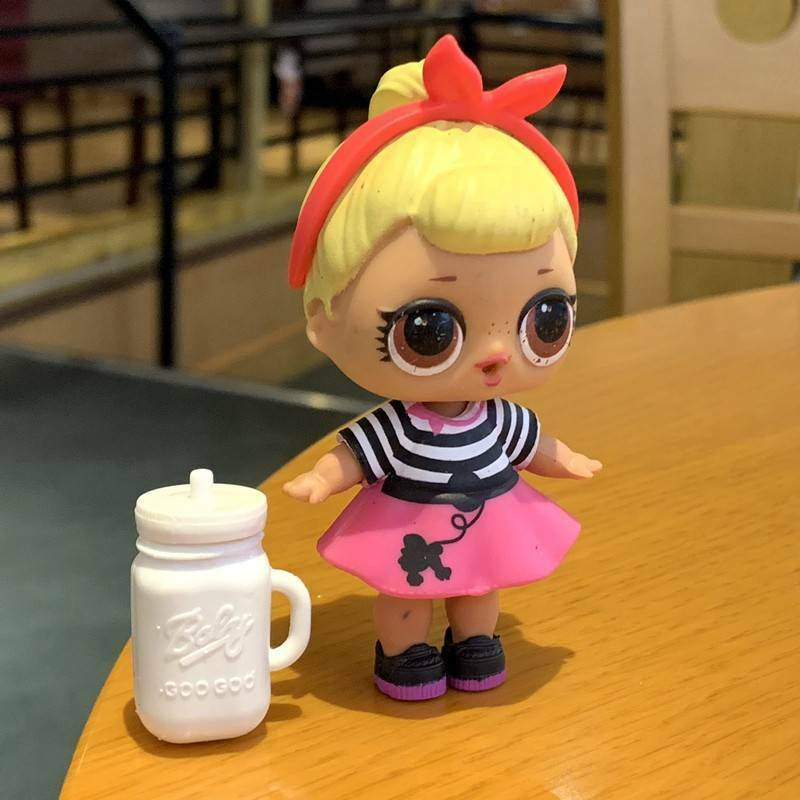 Other Brand & Character Dolls Genuine Lol Surprise Doll Sis Swing Series 1 Doll Toys Gifts For Girls Dolls