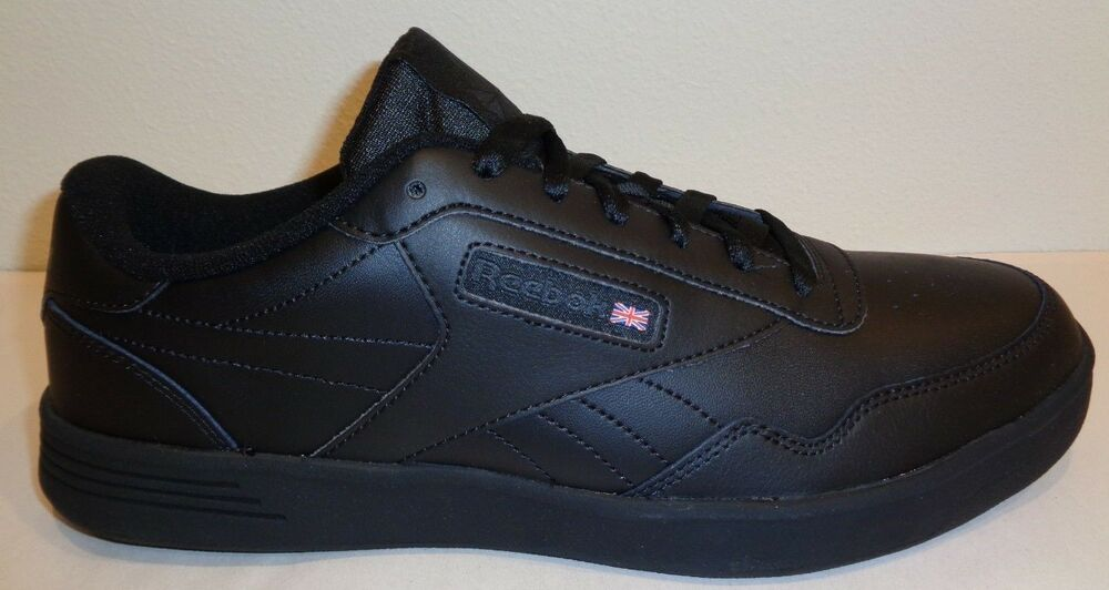d084d4a4e0b Details about Reebok Size 14 4E Extra Wide CLUB MEMT Leather Fashion  Sneakers New Mens Shoes