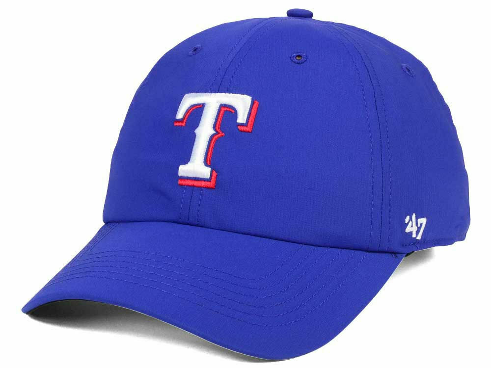 cheap for discount 9dd05 a2288 Texas Rangers MLB Repetition Clean Up Unstructured Adjustable Baseball Cap  Hat T 191119431134   eBay