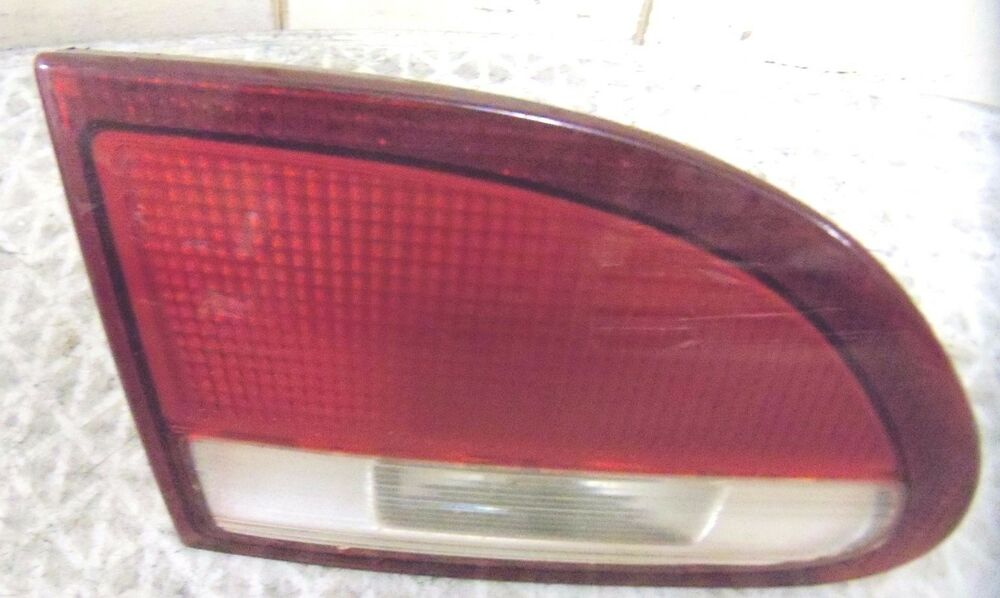 Details About 1995 96 97 98 1999 Chevrolet Cavalier Tail Light Embly Inner Driver S Side