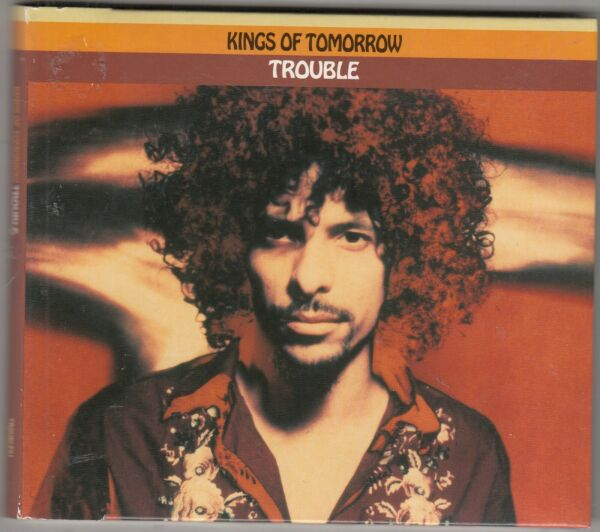 KINGS OF TOMORROW - trouble CD