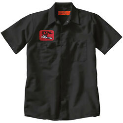 Kyпить STIHL  Patch + Button Up Uniform WORK SHIRT  на еВаy.соm