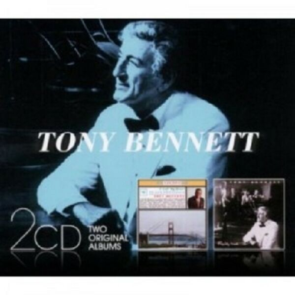 AllemagneTONY BENNETT - I LEFT MY HEART IN SAN FRANCISCO/ FRANK 2 CD POP NEUF