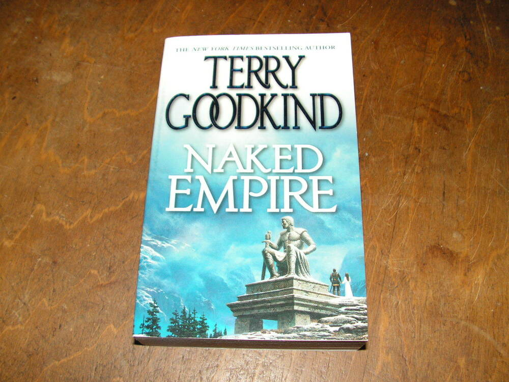 Naked empire by terry goodkind porn