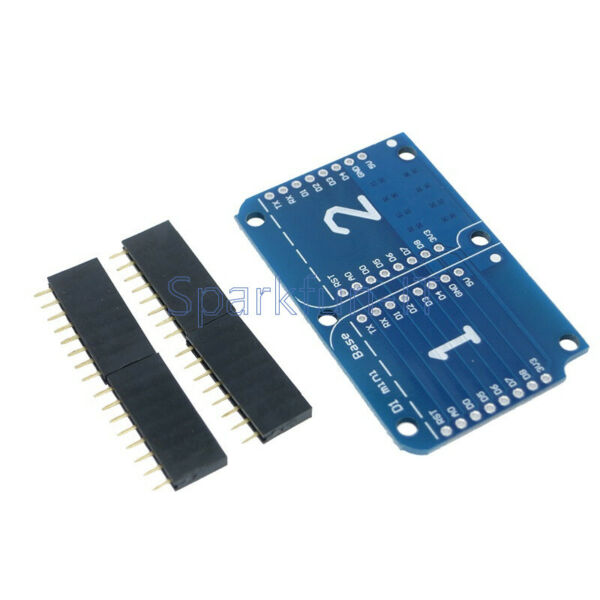 Lot of 1 Integrated Circuit CD74HCT573E IC-BOX38