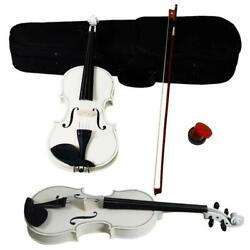 Kyпить 4/4 Full Size Acoustic Violin Fiddle Set with Case Bow Rosin for Student Adult на еВаy.соm