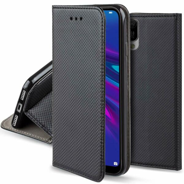 housse etui coque flip cover pour huawei Y6 2019 / Y7 2019