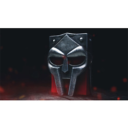 Warrior Card Armour (Card Clip) by Kings & Crooks - Protect Your Deck In Stlye