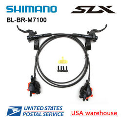 Kyпить New SHIMANO SLX BR-BL-M7100 Bike MTB Hydraulic Disc Brake Set F&R (OE) на еВаy.соm