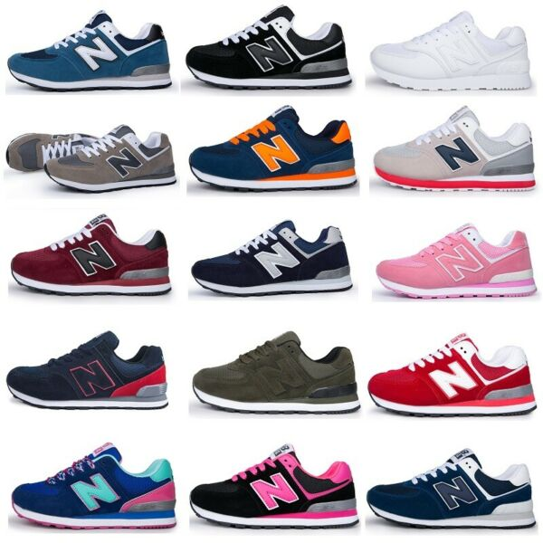 2019 NEW Balance 574 Running Shoes Casual Lace Uomo e Donne Scarpe Size 36-47 IT