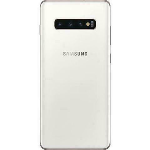 Samsung Galaxy S10 Plus - 512GB - Ceramic White (Sbloccato) (Dual SIM)godphone