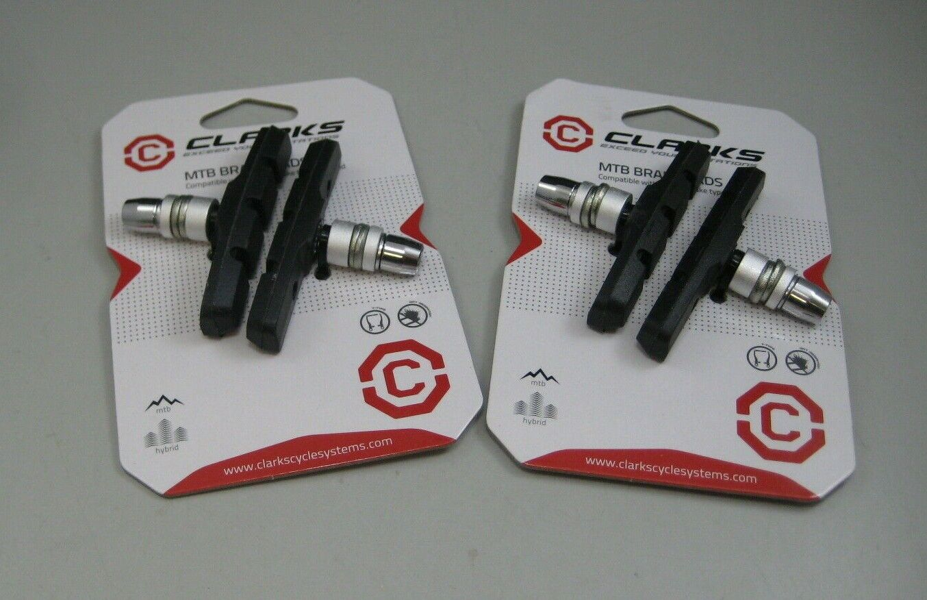 Clarks Brake Part Disc Bolts Ano Red Pkof6