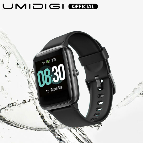 UMIDIGI Uwatch3 Smart Watch Fitness Tracker 5ATM Waterproof Orologio intelligent