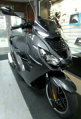 Peugeot Pulsion 125 Allure scooter 2020
