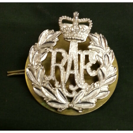 img-Royal Air Force Issue Cap / Beret Badge, Genuine RAF issue