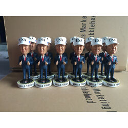 Kyпить Official Donald Trump Presidential Inauguration Bobblehead Bobble head NEW W/Box на еВаy.соm