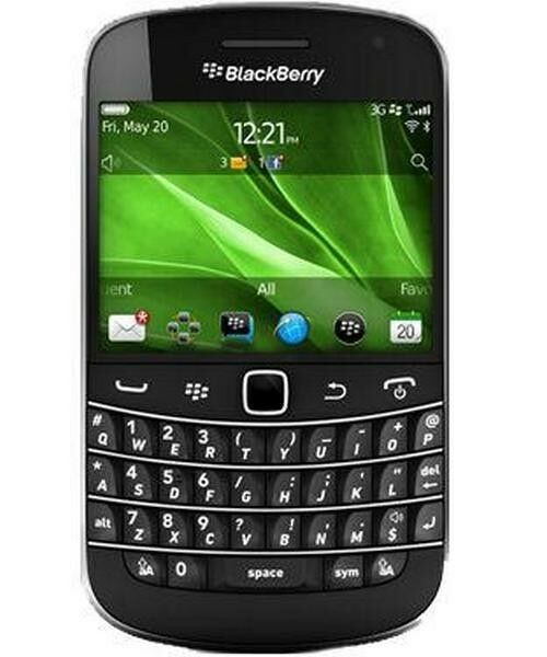 Blackberry Bold Tocco 9930 8gb Nero GPS Cellulare Blackberry OS Smartphone
