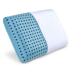 Kyпить Cooling Memory Foam Pillow - Ventilated Bed Pillow Infused with Cooling Gel на еВаy.соm